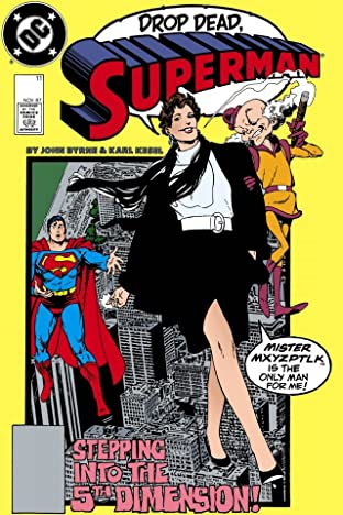 Superman (1987-2006) No.11