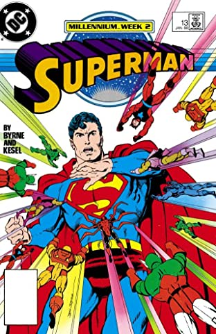 Superman (1987-2006) No.13