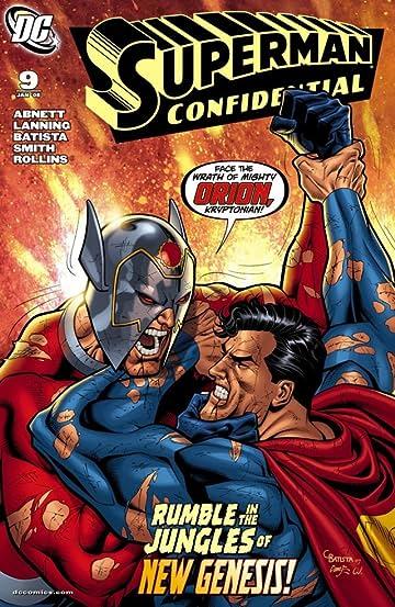 Superman Confidential #9