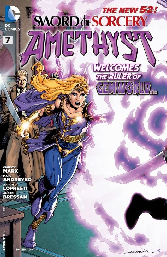 Sword of Sorcery (2012-2013) #7