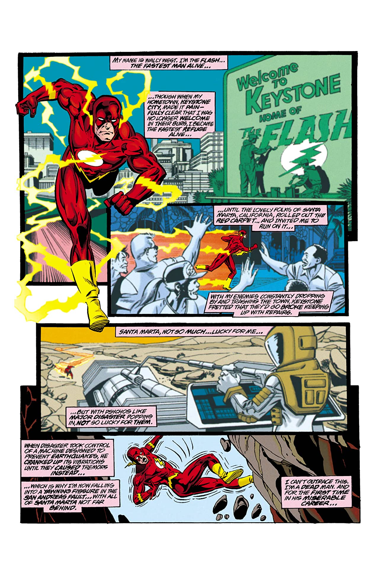 The Flash (1987-2009) #126