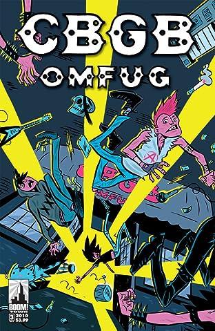 CBGB #3 (of 4)