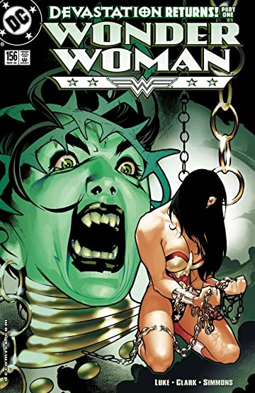 Wonder Woman (1987-2006) #156