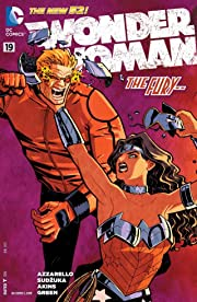Wonder Woman (2011-2016) #19