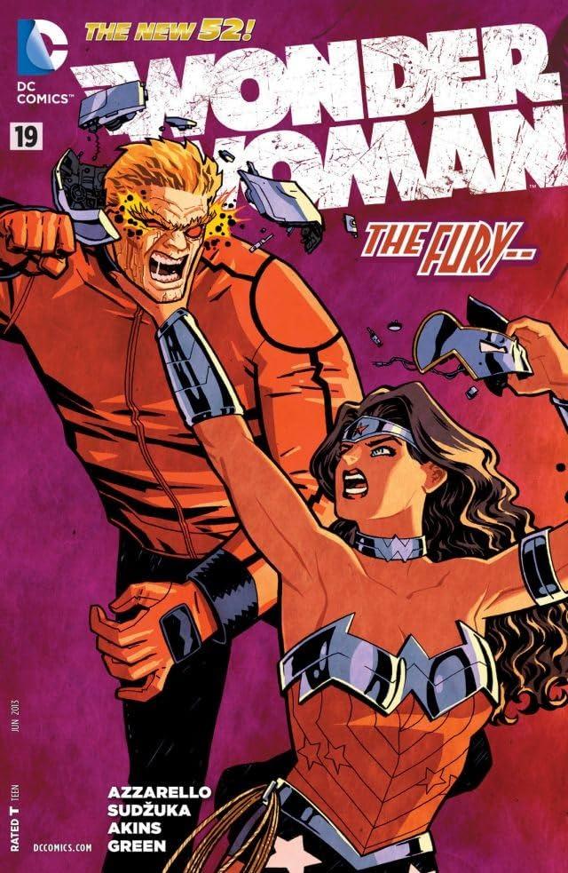 Wonder Woman (2011-) #19