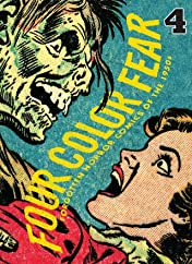Four Color Fear #4 (of 4): Forgotten Horror Comics of the 1950s