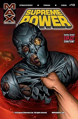 Supreme Power (2003-2005) No.13