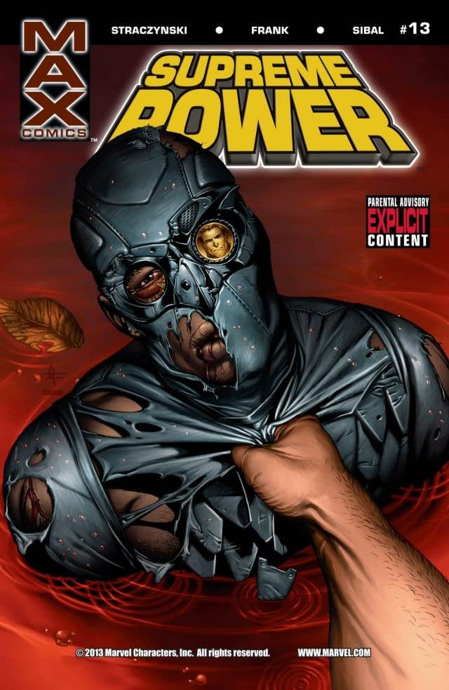 Supreme Power Vol. 1 #13