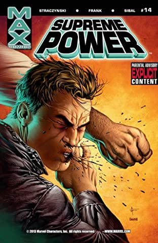 Supreme Power Vol. 1 #14