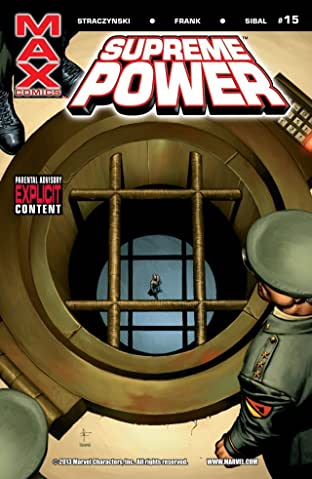 Supreme Power Vol. 1 #15