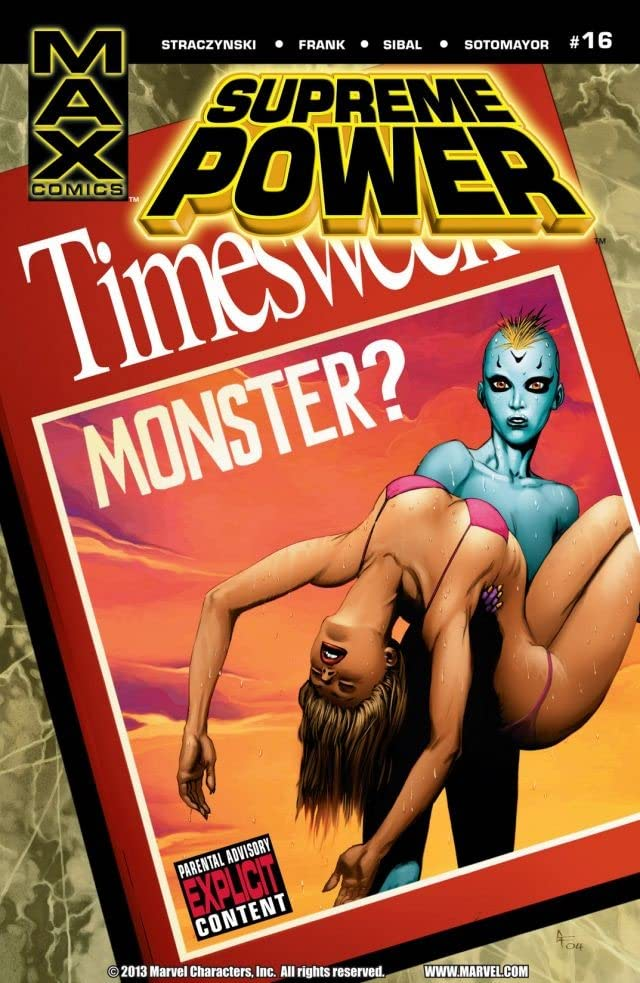 Supreme Power Vol. 1 #16