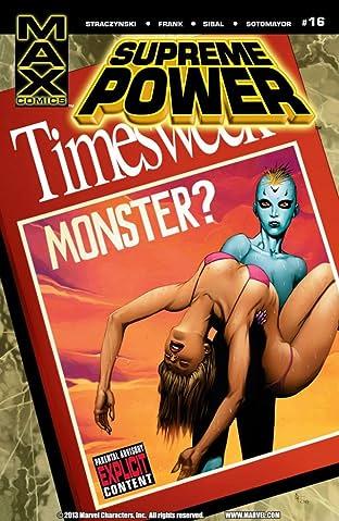 Supreme Power (2003-2005) No.16