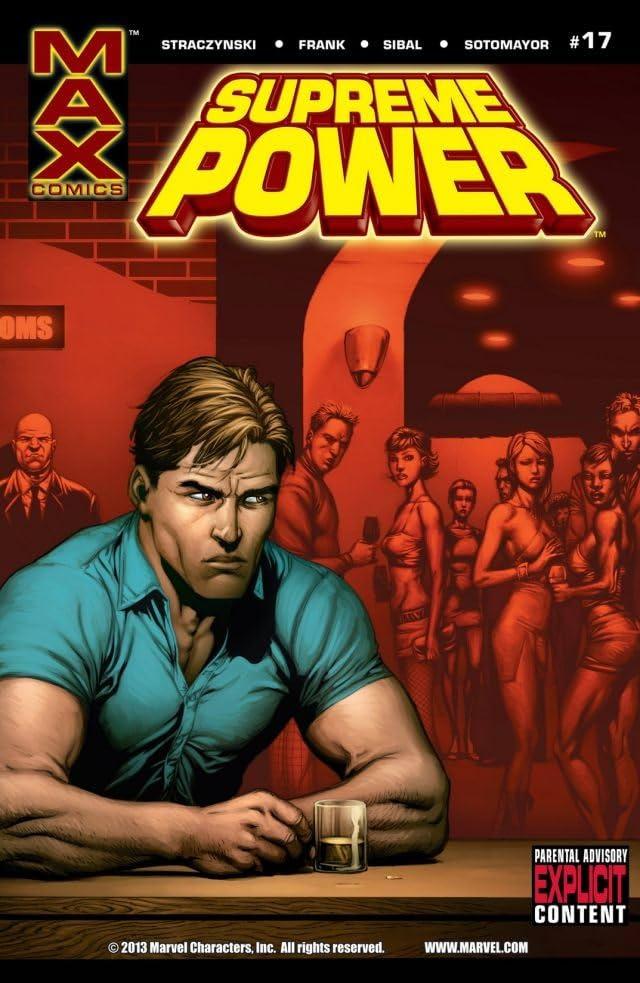 Supreme Power Vol. 1 #17