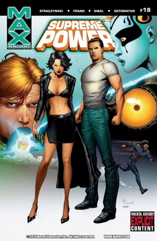 Supreme Power Vol. 1 #18