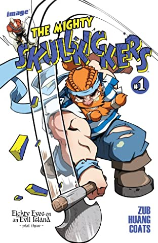 Skullkickers #21: (Mighty Skullkickers #1)