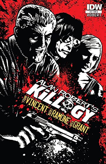 Alan Robert's Killogy #4 (of 4)