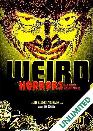 Weird Horrors & Daring Adventures: The Joe Kubert Archives Vol. 1