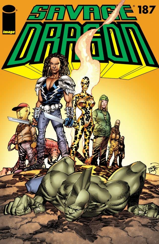 Savage Dragon #187