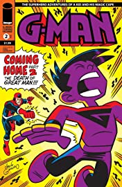 G-Man: Coming Home #2