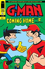 G-Man: Coming Home #5