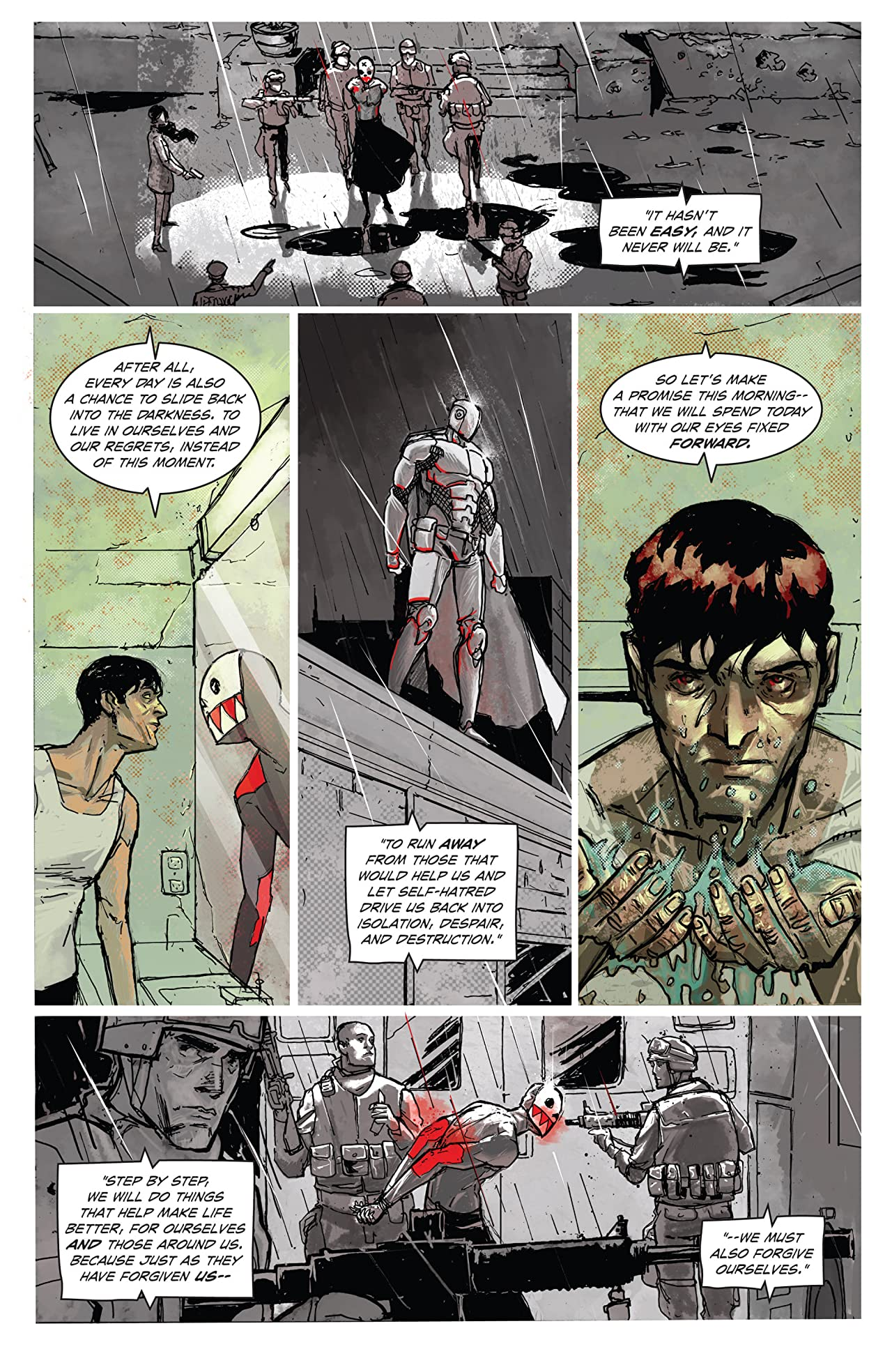 Bedlam Tome 1