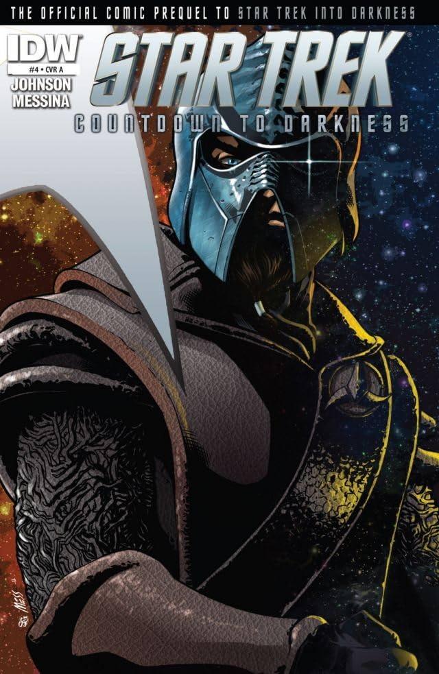 Star Trek: Countdown To Darkness #4