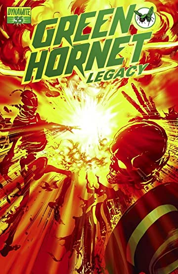 Green Hornet: Legacy #35