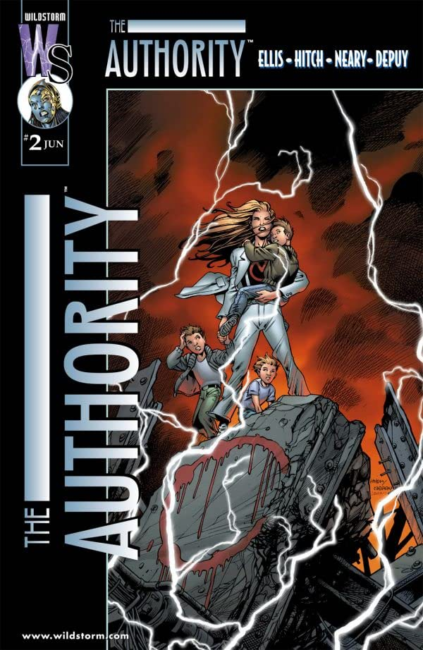 The Authority Vol. 1 #2