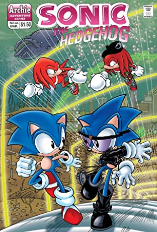Sonic the Hedgehog #44