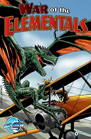 War of the Elementals #0