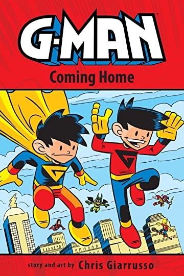 G-man Vol. 3: Coming Home