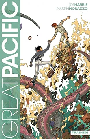 Great Pacific Tome 1: Trashed