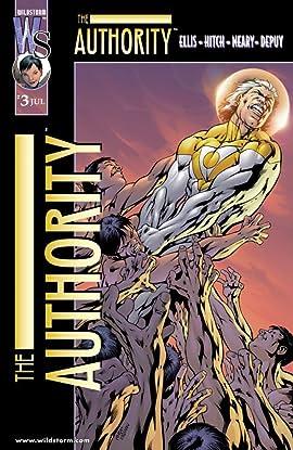 The Authority (1999-2002) #3