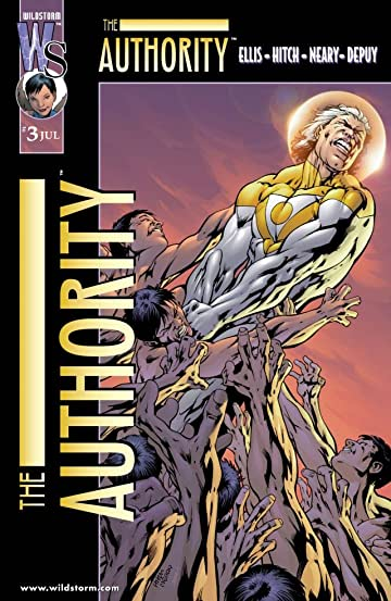 The Authority (1999-2002) #3