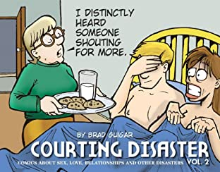 Courting Disaster Vol. 2: I Distinctly Heard Someone Shouting for More