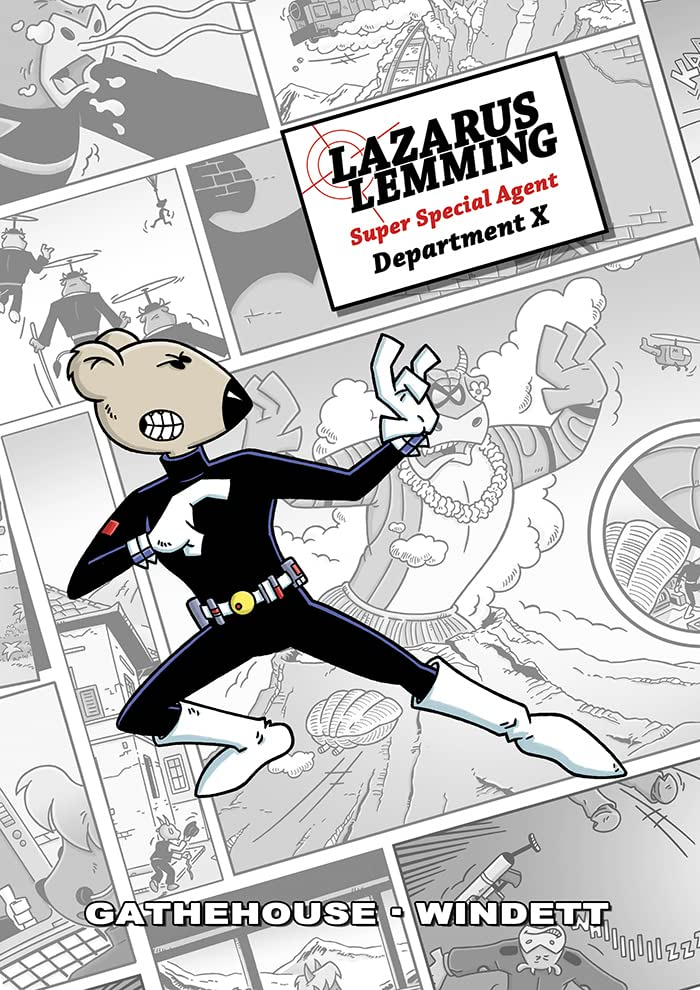 Lazarus Lemming Vol. 1