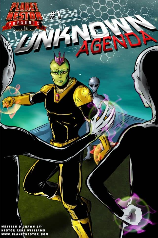 Planet Nestor Presents #1: Unknown Agenda