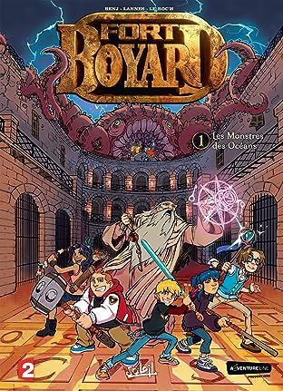 Fort Boyard Vol. 1: Les Monstres des océans