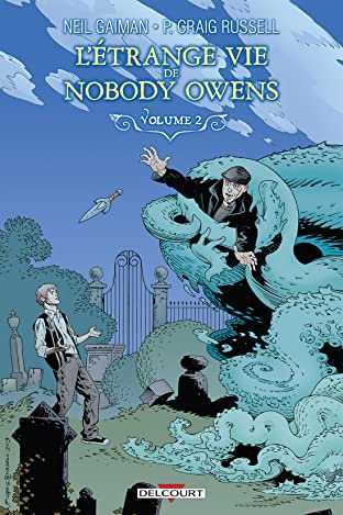 L'Étrange vie de Nobody Owens Vol. 2