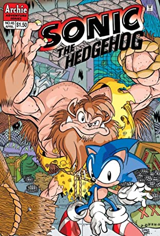Sonic the Hedgehog #45