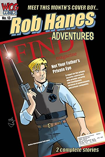 Rob Hanes Adventures #13