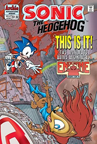 Sonic the Hedgehog #47