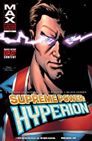 Supreme Power: Hyperion #1 (of 5)