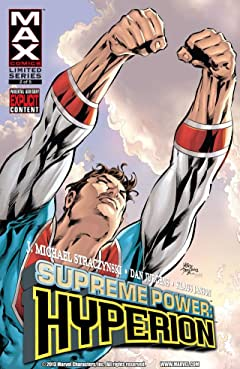 Supreme Power: Hyperion #2 (of 5)