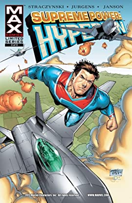 Supreme Power: Hyperion #3 (of 5)