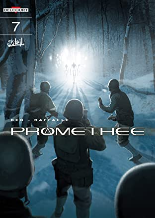 Promethee Vol. 7: The Theory of the 100th Ape