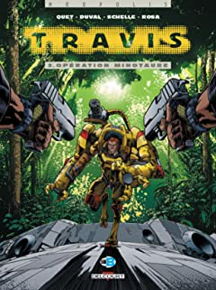 Travis Vol. 2: Opération Minotaure