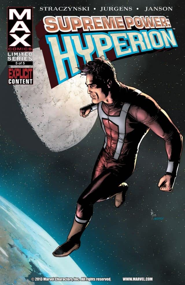 Supreme Power: Hyperion #5 (of 5)