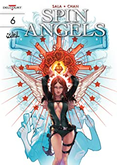 Spin Angels Tome 6: Just for Your Gods