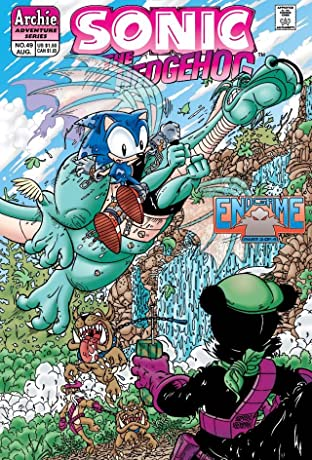 Sonic the Hedgehog #49